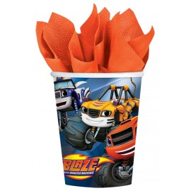 Blaze & The Monster Machines Cups 266ml