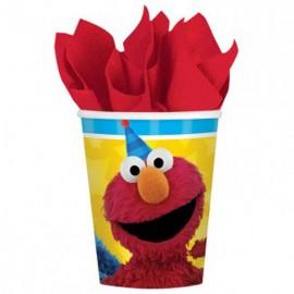 Sesame Street Cups Elmo & Cookie Monster