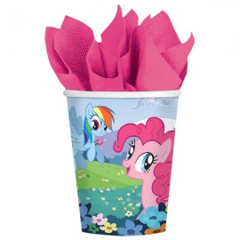 My Little Pony Cups Paper 266ml