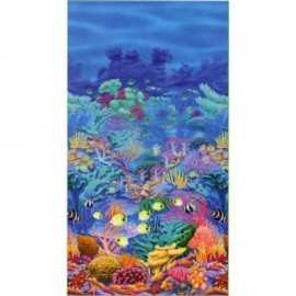 Scene Setter Wall Coral Reef