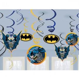 Batman Swirls Value Pack