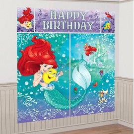 Ariel Dream Big Scene Setter Little Mermaid