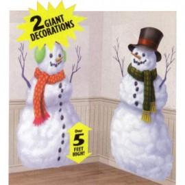 Scene Setter Cutout Snowman