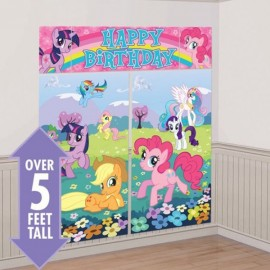 My Little Pony Friendship Scene Setter Kit