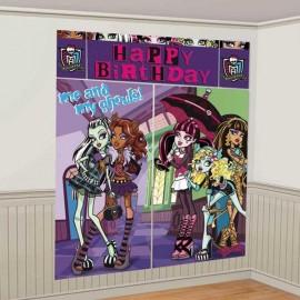 Monster High Scene Setter Kit,