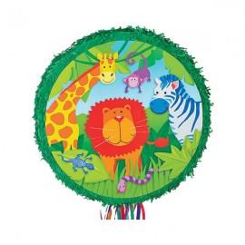Jungle Animals Pinata
