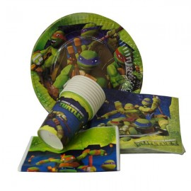 Teenage Mutant Ninja Turtles Party Pack 40pc