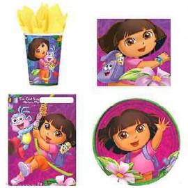 Dora The Explorer Party Pack 40pc