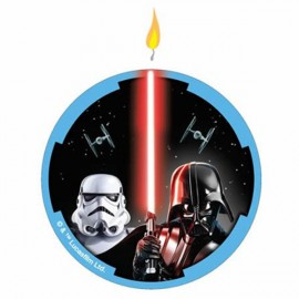 Star Wars Classic Candle Flat