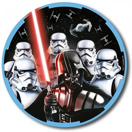 Star Wars Classic Luncheon Plates