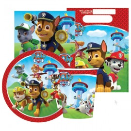 Paw Patrol Party Pack 40 Pieces