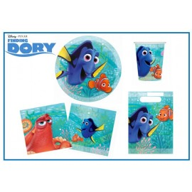 Finding Dory Party Pack 40 Pieces