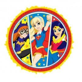 Super Hero Girls Pinata Pop Up Expandable
