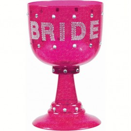 Cup 'Bride's' Girl's Night Out Plastic 910ml