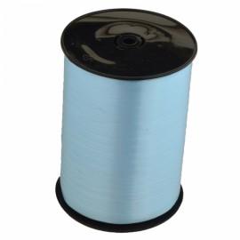 Ribbon Curling Light Blue Roll 500m