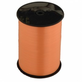 Ribbon Curling Orange Roll 500m
