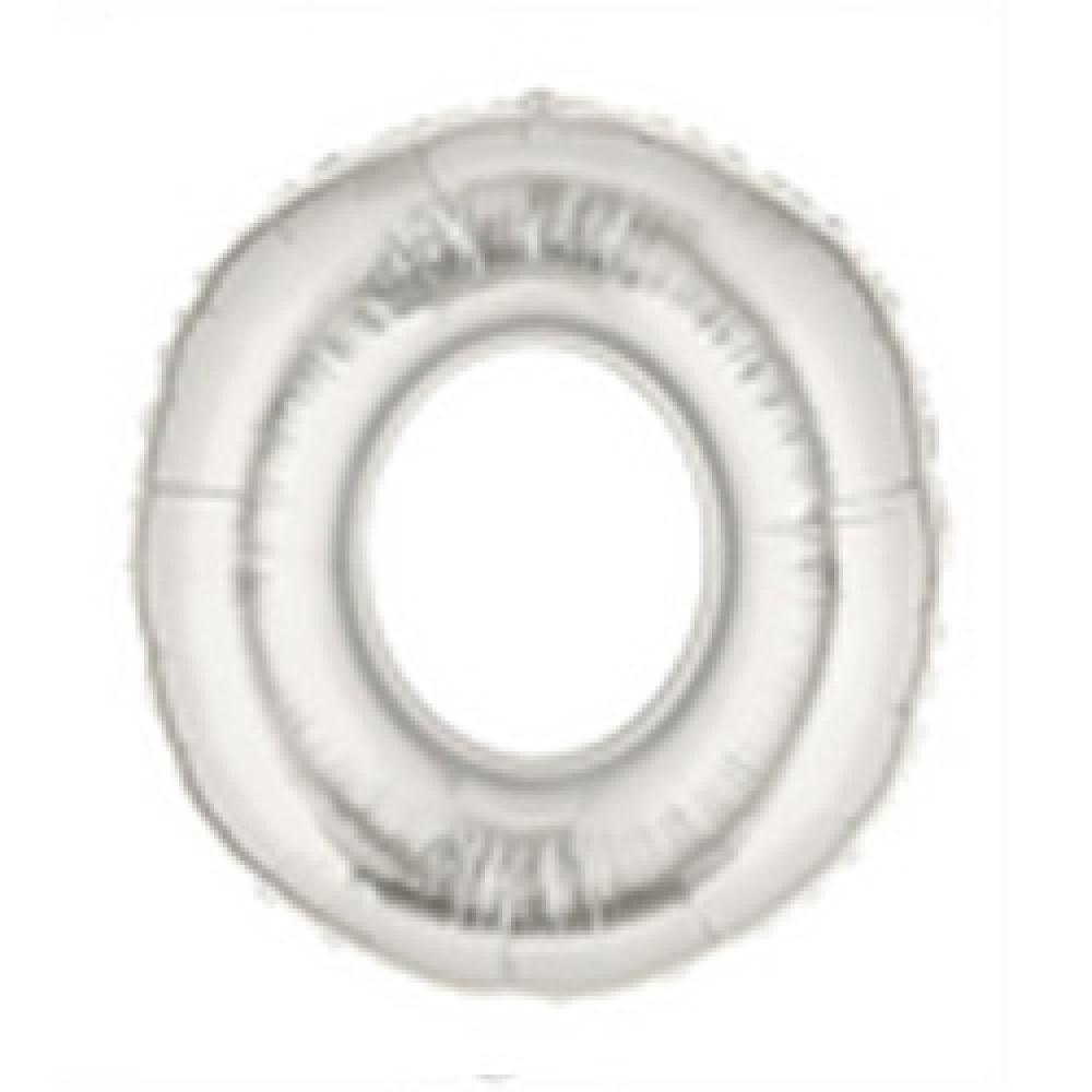 18cm Megaloon Junior No '0' Silver