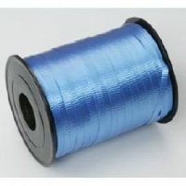 Ribbon Curling Crimped Royal Blue 5mm x 457mm
