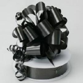 Pull String Bows P/Satin Black