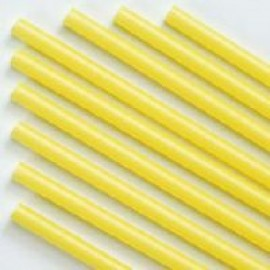 600mm Balloon Sticks Yellow