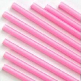 600mm Balloon Sticks Candy Pink