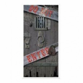Door Cover Spooky