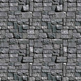 Backdrop Wall Stone Scene Setter