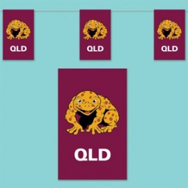 Flag Banner QLD Canetoad