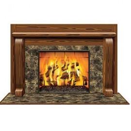 Insta View Fireplace Scene Setter