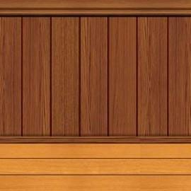 Backdrop Floor  Wainscoting Wooden Scene Setter