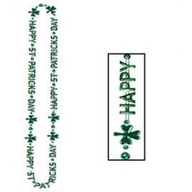 Necklace Beads St Patrick's Day