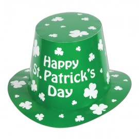 Hat St Patrick's Day Shamrocks,