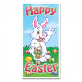 Door Cover Happy Easter,