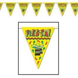 Banner Pennant Fiesta