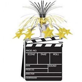 Centrepiece Cascade Movie Set Clapboard
