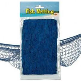Fish Netting Blue