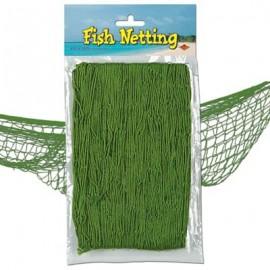 Fish Netting Green
