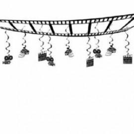 Ceiling Runner Movie Set