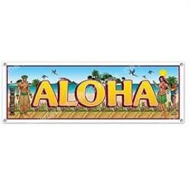 Banner Aloha Giant