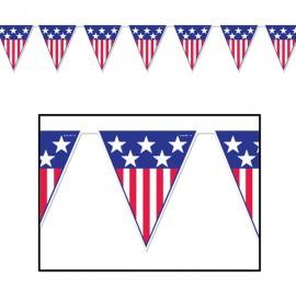 Banner Pennant Spirit Of America