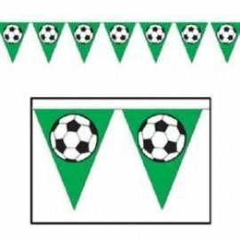 Banner Pennant Soccer Ball