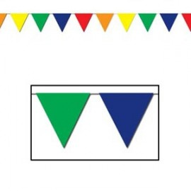 Pennant Banner Multi Coloured