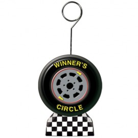 Photo Holder Balloon Weight Racing Tyre