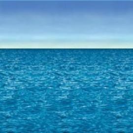 Backdrop Wall Ocean & Sky Scene Setter