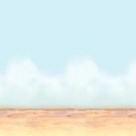 Backdrop Wall Desert Sky & Sand Scene Setter