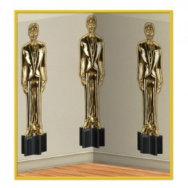 Backdrop Awards Night Male Statuettes ( Statues)