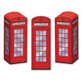 Phone Boxes Telephone  Favor Boxes British