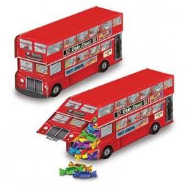 Double Decker Bus Centrepiece British