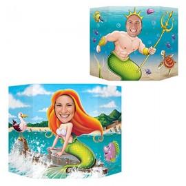 Photo Prop, Mermaid