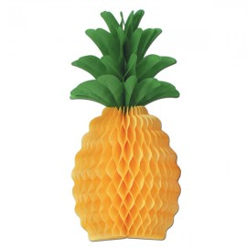 Centrepiece Honeycomb Pineapple Tissue